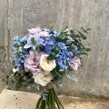 水色紫陽花